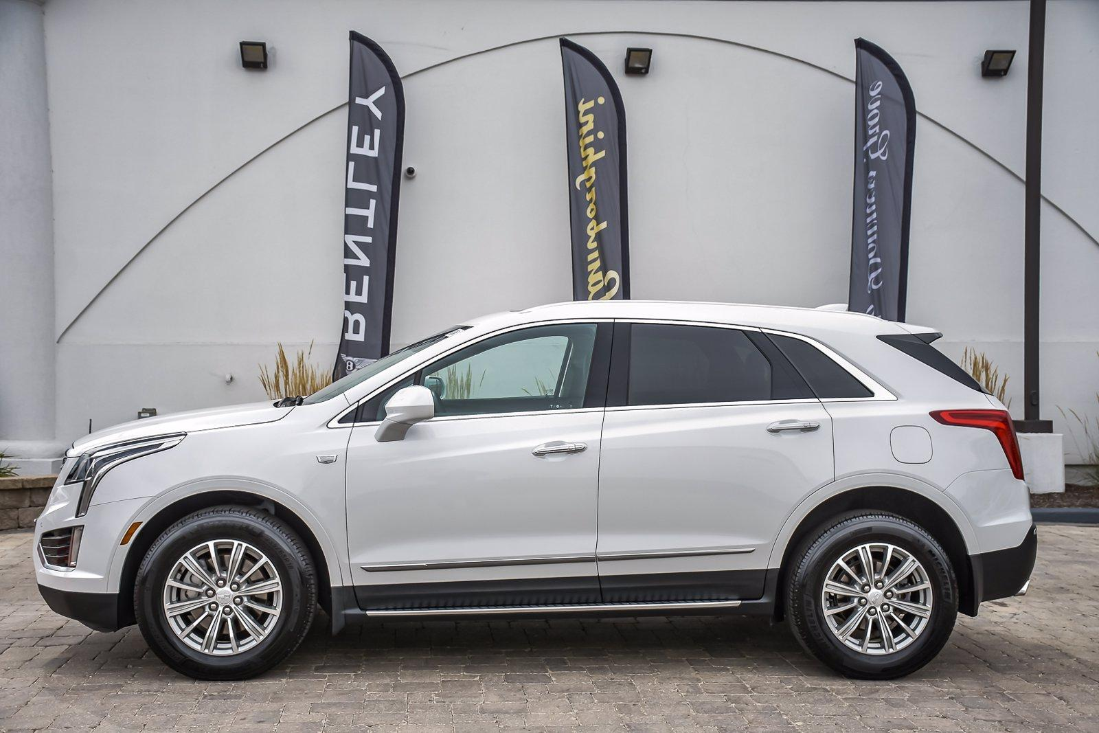 Used 2017 Cadillac XT5 Luxury With Navigation | Downers Grove, IL
