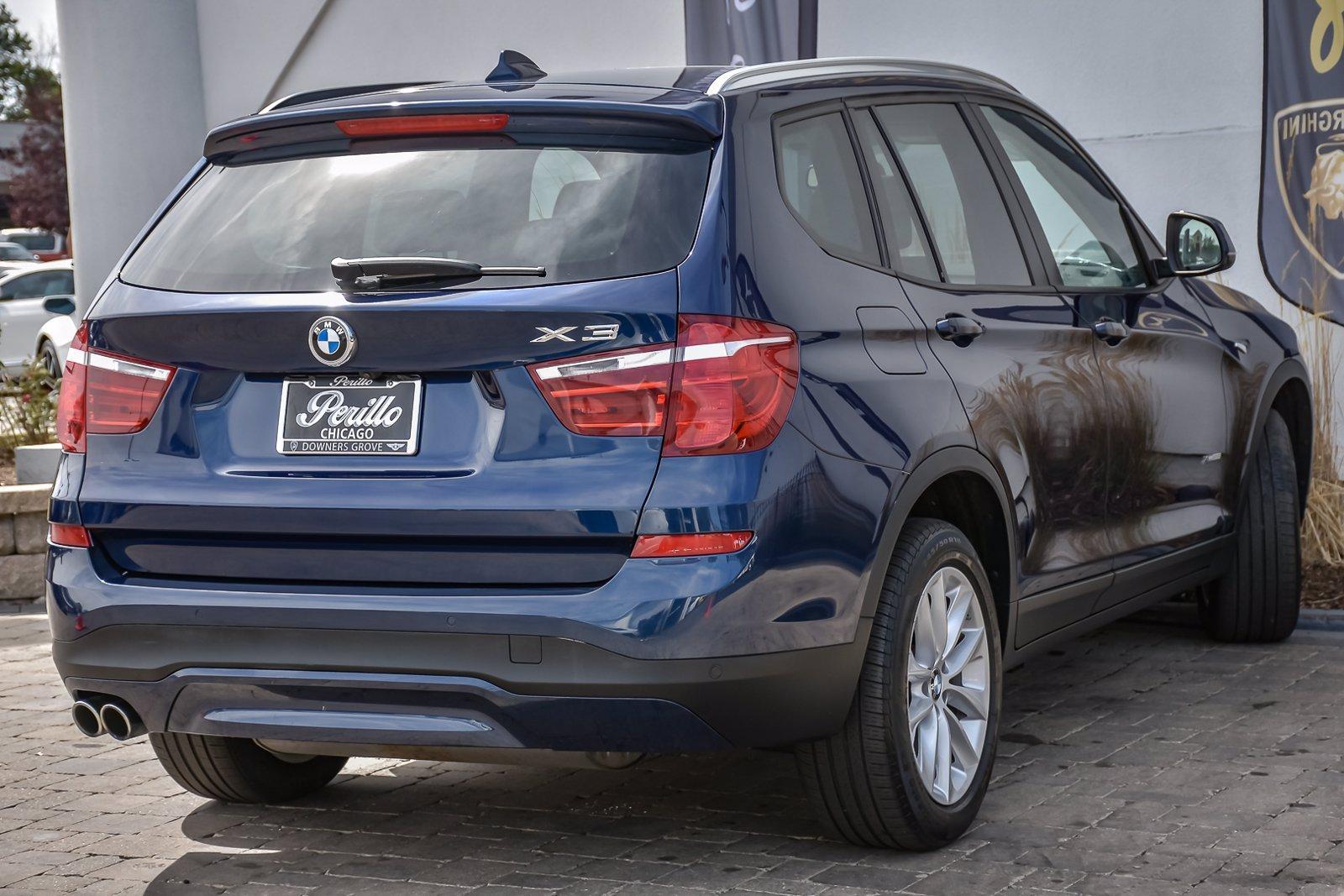 Used 2017 BMW X3 xDrive28i Premium Pkg 3 With Navigation   Downers Grove, IL