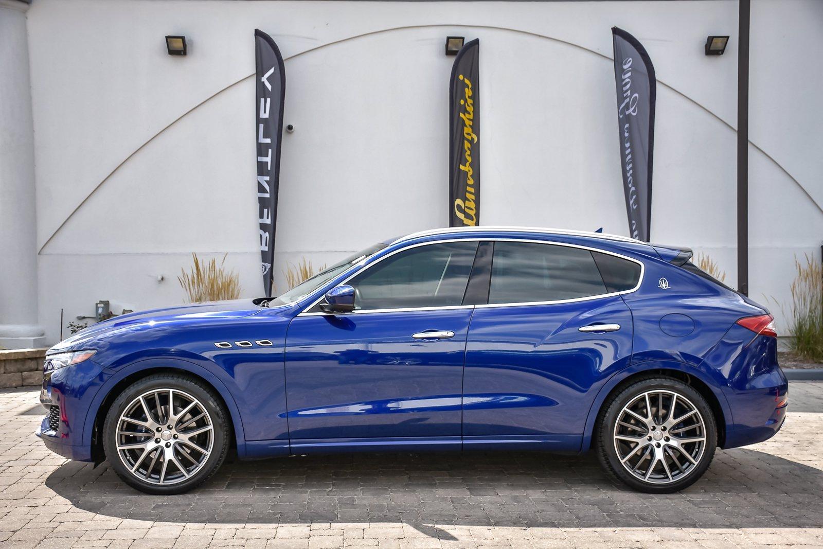Used 2017 Maserati Levante  | Downers Grove, IL