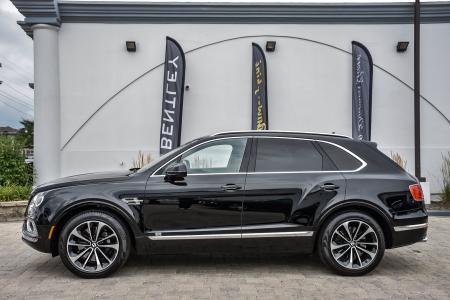 Used 2018 Bentley Bentayga Onyx Edition   Downers Grove, IL