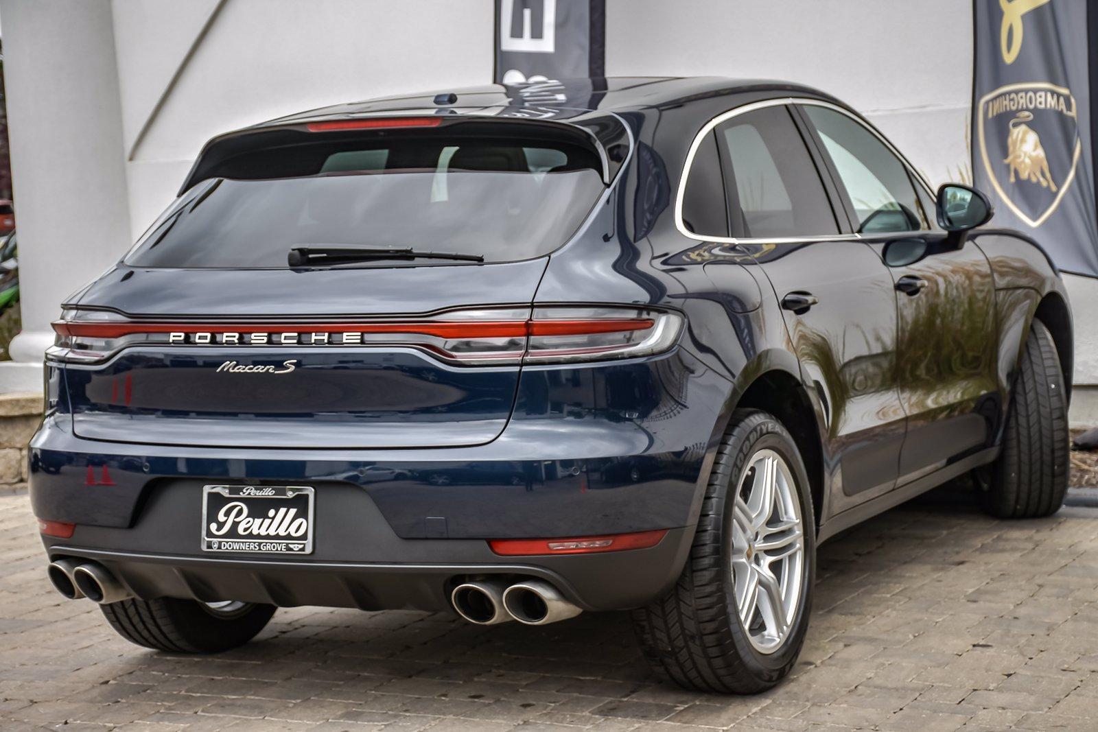 Used 2020 Porsche Macan S Premium Plus | Downers Grove, IL