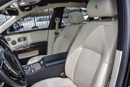 Used 2012 Rolls-Royce Ghost w/Rear Theater & | Downers Grove, IL
