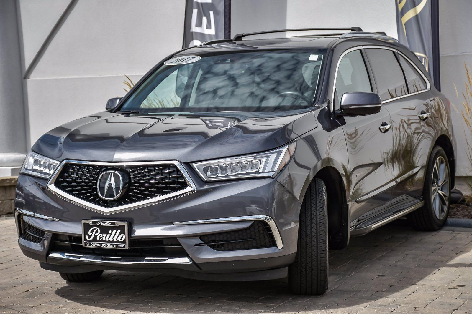 Used 2017 Acura MDX ,Technology Pkg, 3rd Row, | Downers Grove, IL