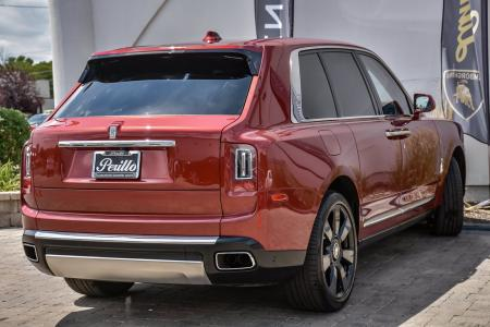 Used 2019 Rolls-Royce Cullinan, Rear Theater,  | Downers Grove, IL