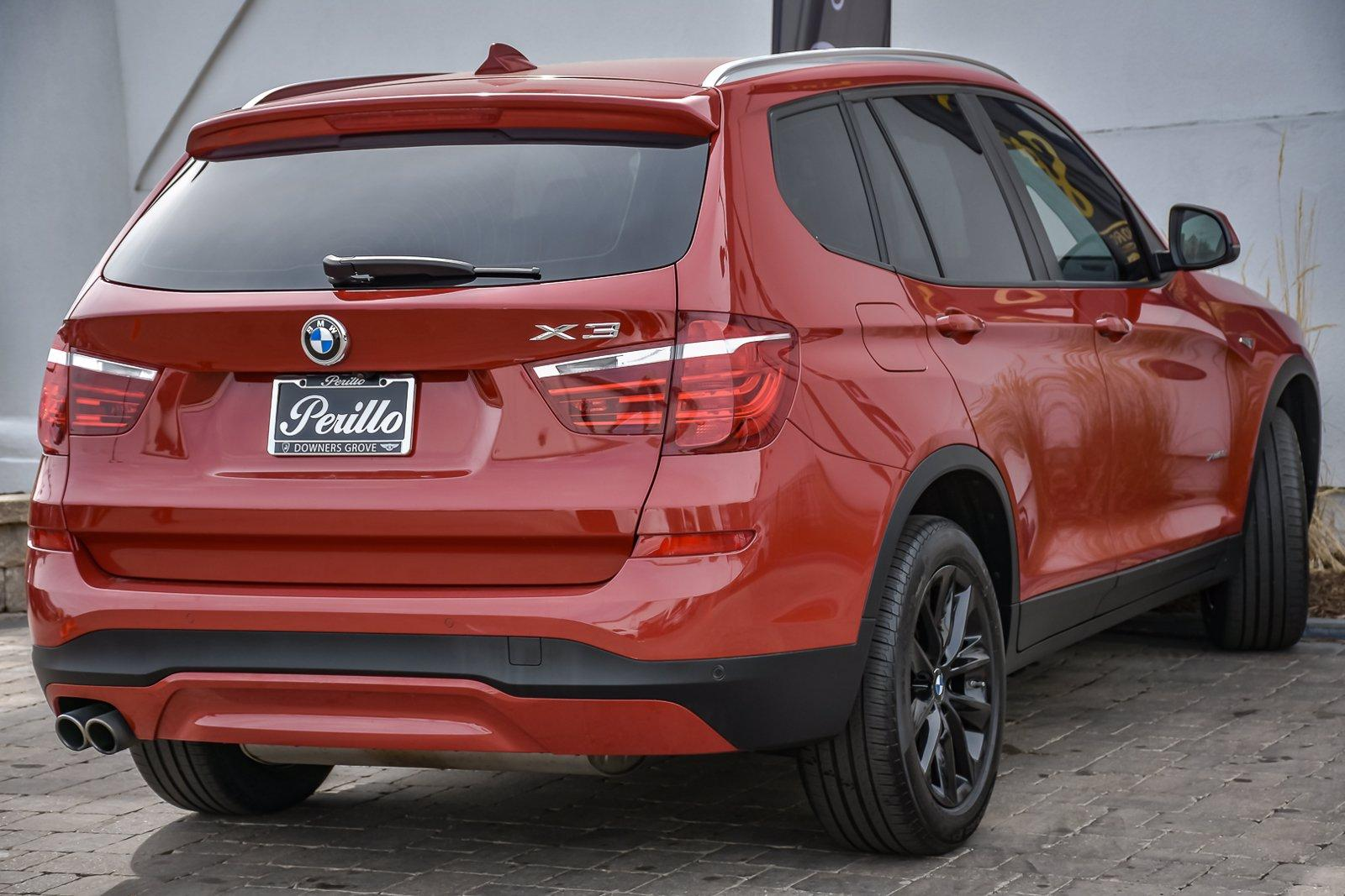 Used 2017 BMW X3 xDrive28i Premium With Navigation | Downers Grove, IL