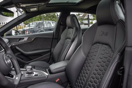 Used 2019 Audi RS 5 Sportback, Matte Alu Optic Carbon Pkg, | Downers Grove, IL