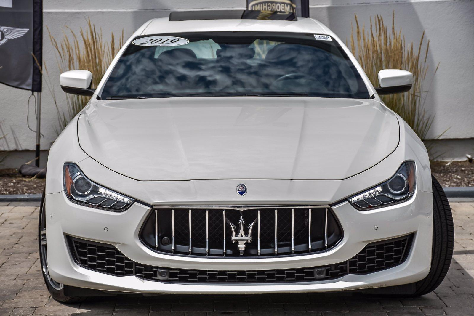 Used 2019 Maserati Ghibli S Q4 | Downers Grove, IL