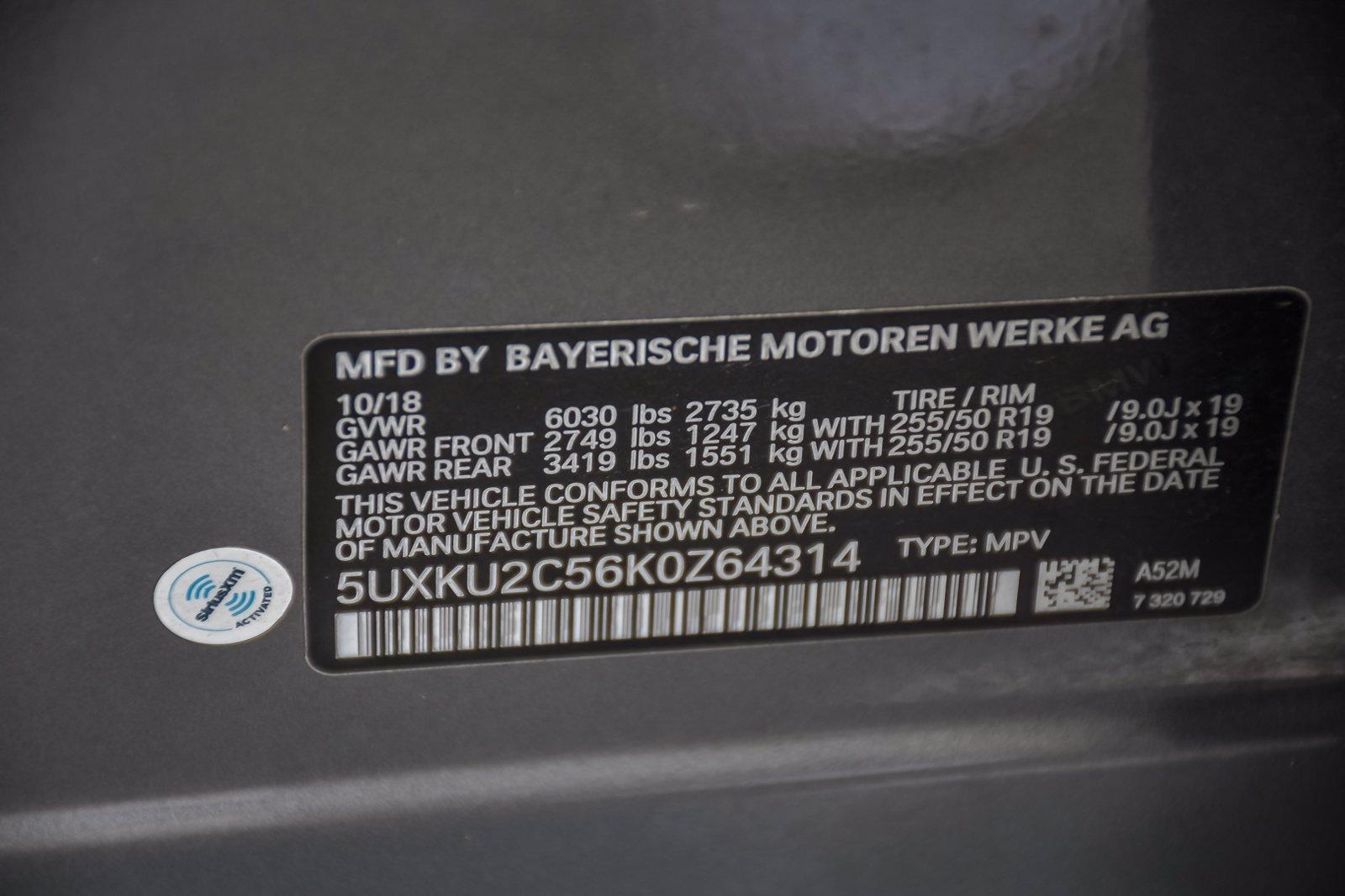 Used 2019 BMW X6 xDrive35i M-Sport Premium | Downers Grove, IL