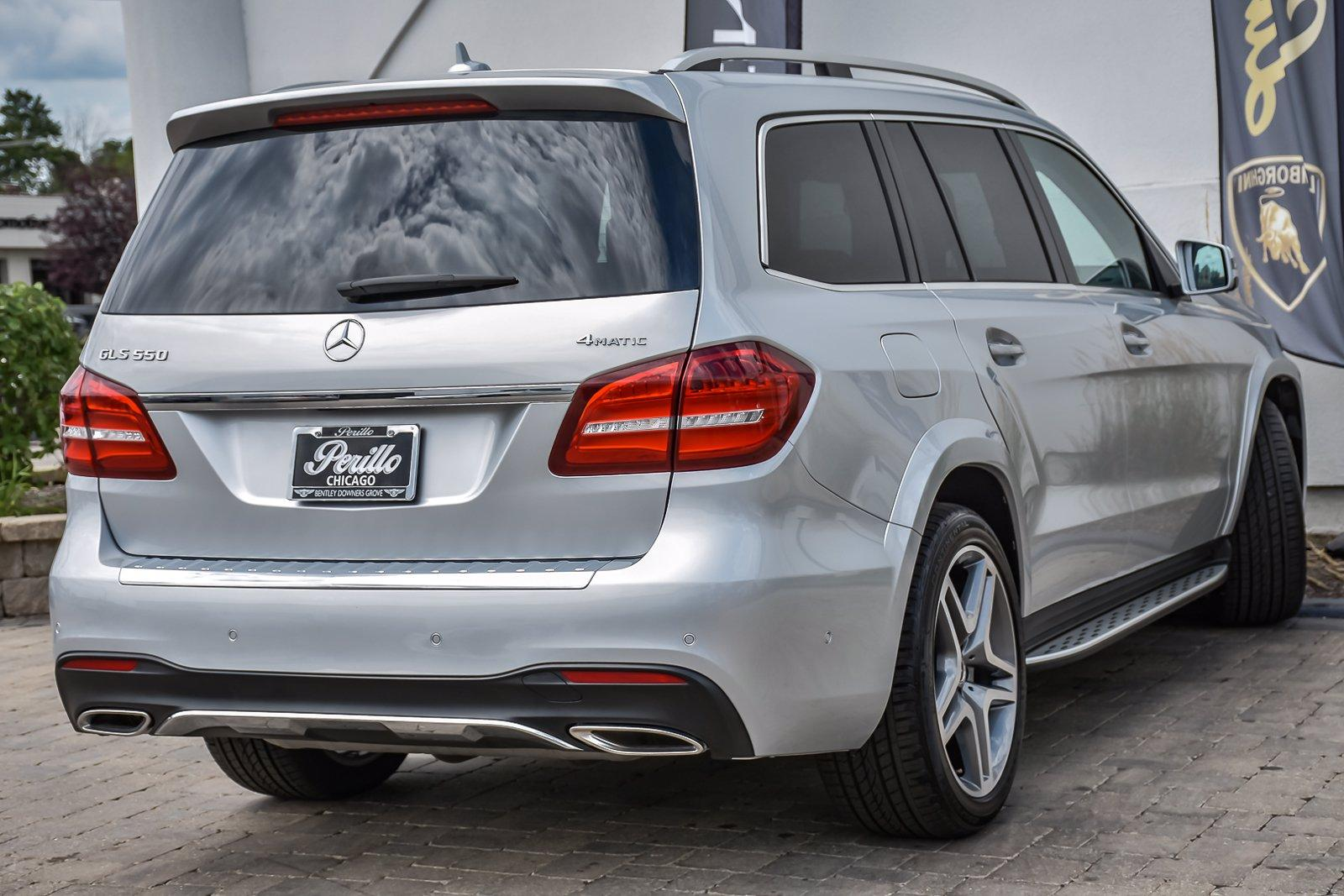 Used 2019 Mercedes-Benz GLS 550 | Downers Grove, IL