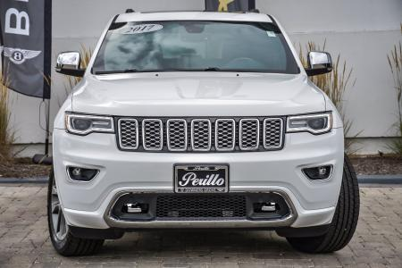 Used 2017 Jeep Grand Cherokee Overland | Downers Grove, IL