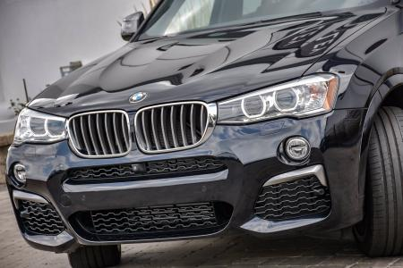Used 2017 BMW X4 M40i Tech. Pkg With Navigation   Downers Grove, IL