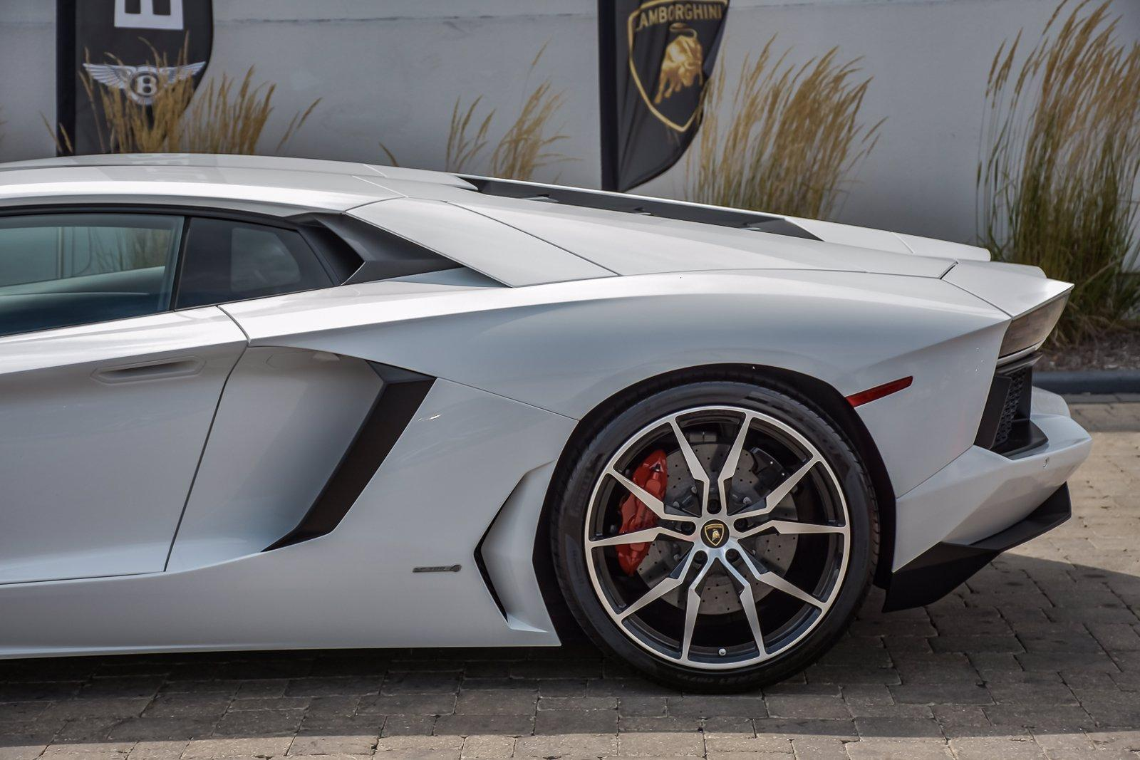 Used 2012 Lamborghini Aventador LP 700-4 | Downers Grove, IL