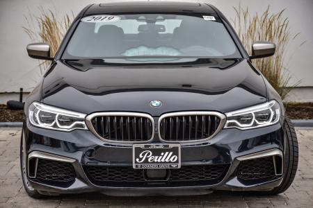 Used 2019 BMW 5 Series M550i xDrive Executive Premium Pkg 2 | Downers Grove, IL