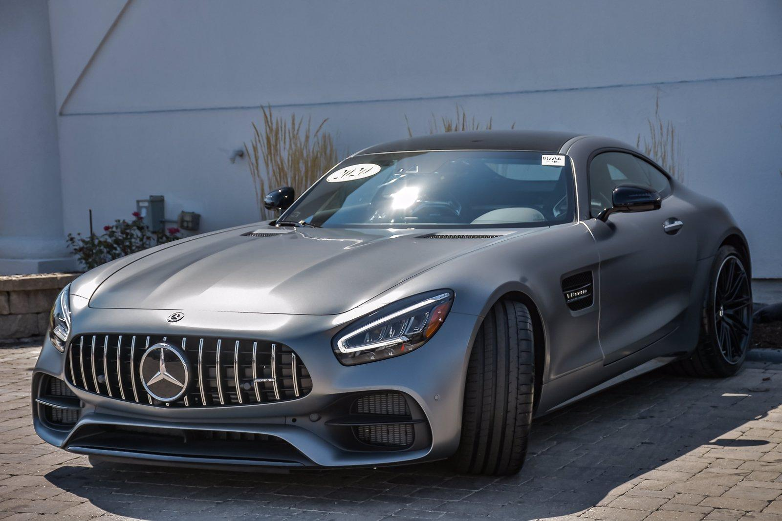 Used 2020 Mercedes-Benz AMG GT C | Downers Grove, IL