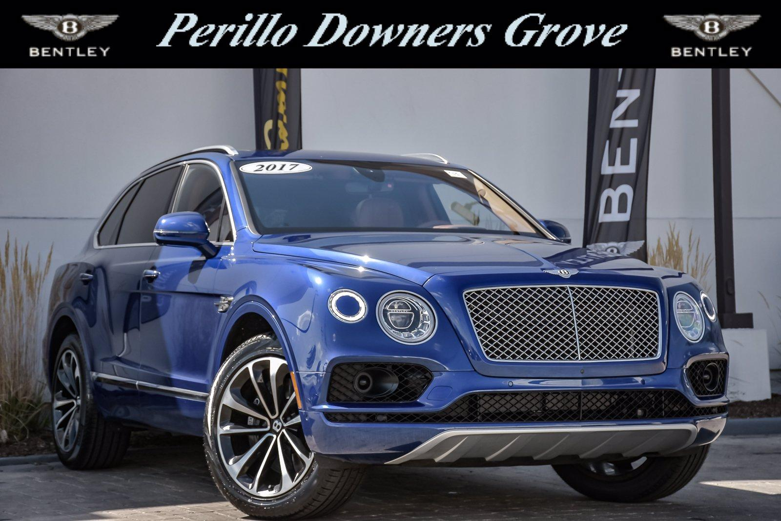 Used 2017 Bentley Bentayga W12, Naim Audio, Rear Ent, | Downers Grove, IL