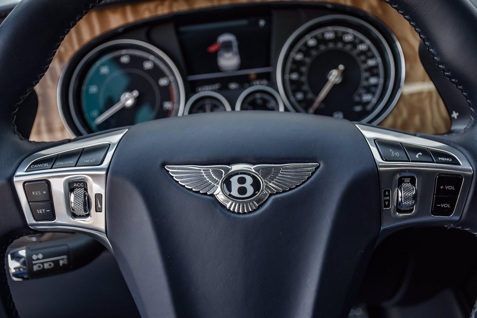 Used 2016 Bentley Continental GTC W12, Naim Audio, | Downers Grove, IL