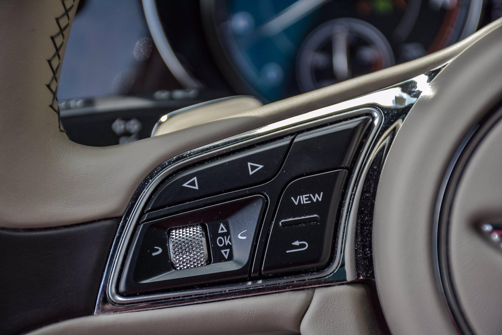 Used 2017 Bentley Bentayga Mulliner W12, Naim Audio, Rear Ent, | Downers Grove, IL