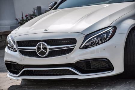 Used 2017 Mercedes-Benz C-Class AMG C 63 S With Navigation | Downers Grove, IL