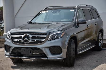 Used 2019 Mercedes-Benz GLS 550, Rear Ent, 3rd Row, | Downers Grove, IL