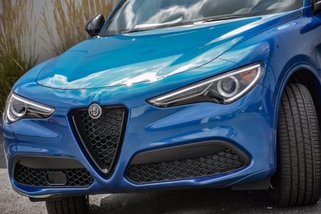 Used 2020 Alfa Romeo Stelvio Sport   Downers Grove, IL