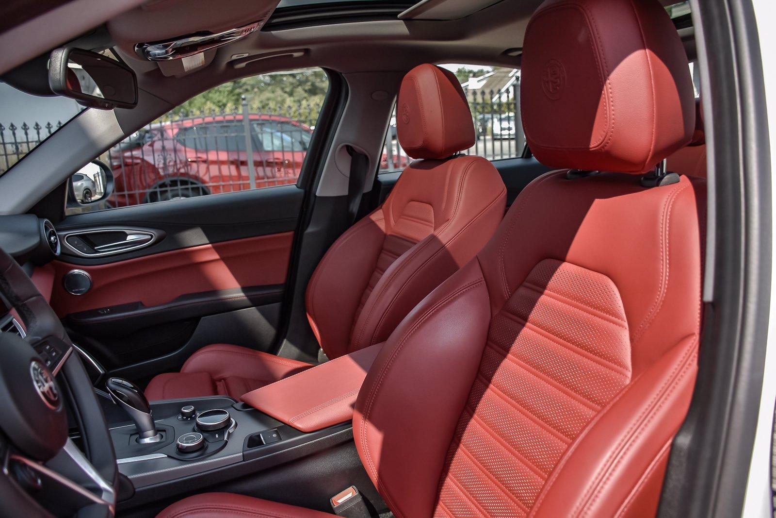 Used 2019 Alfa Romeo Giulia Ti Sport Nero Edizione | Downers Grove, IL