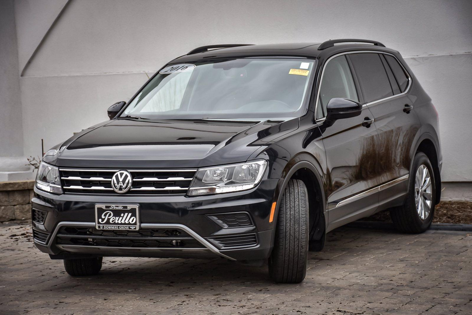 Used 2018 Volkswagen Tiguan SE | Downers Grove, IL