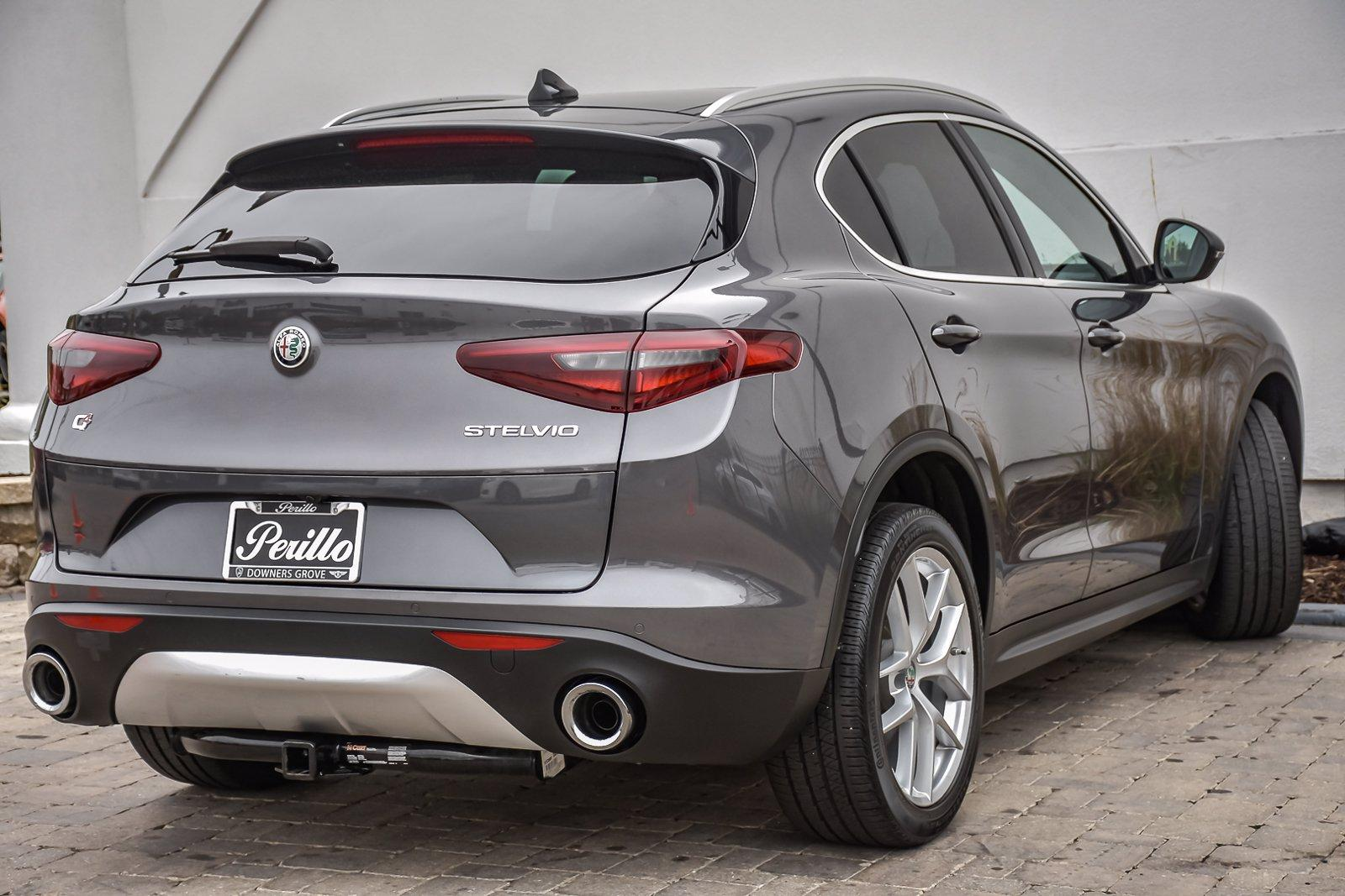 Used 2018 Alfa Romeo Stelvio Ti | Downers Grove, IL
