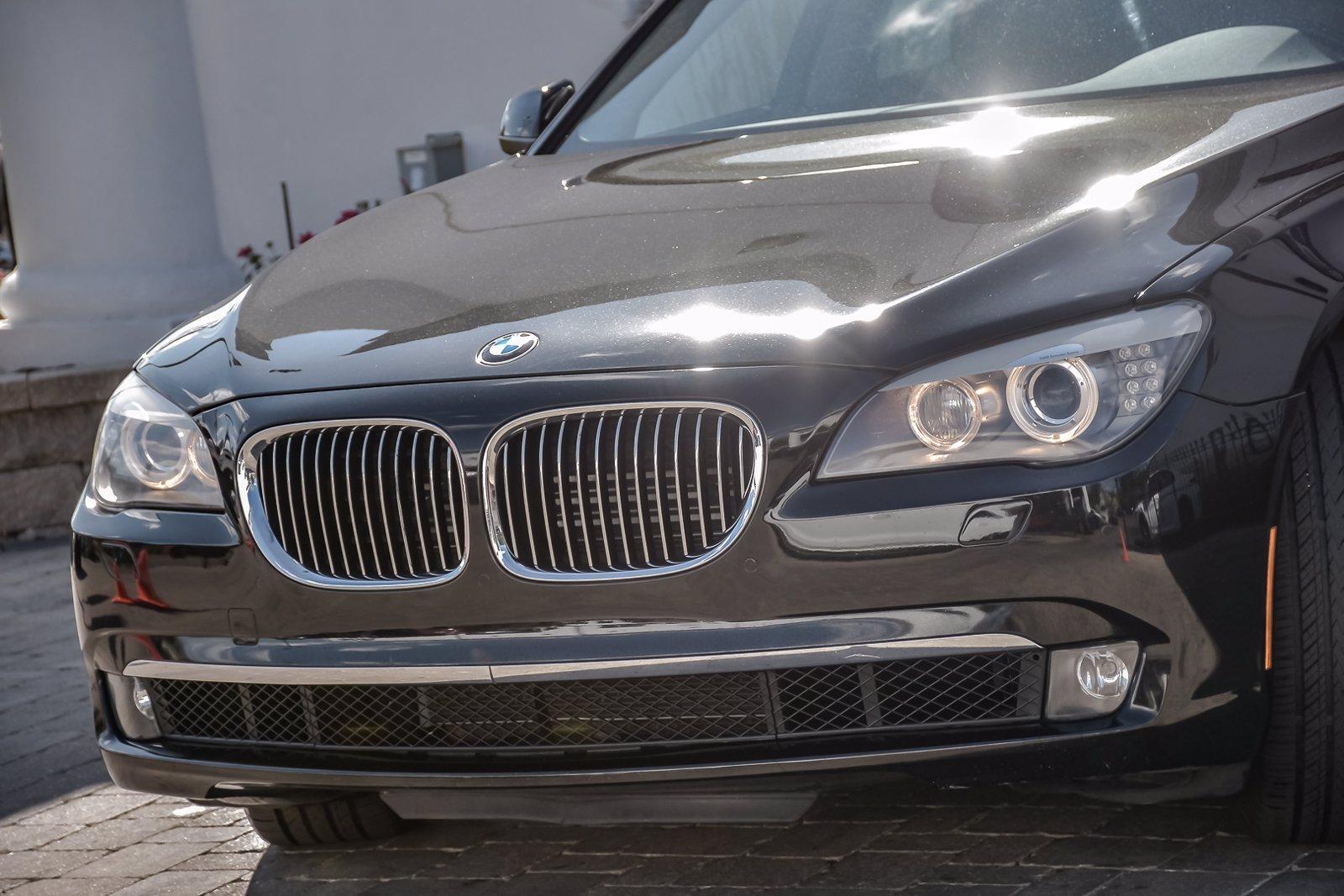Used 2011 BMW 7 Series 750Li xDrive   Downers Grove, IL