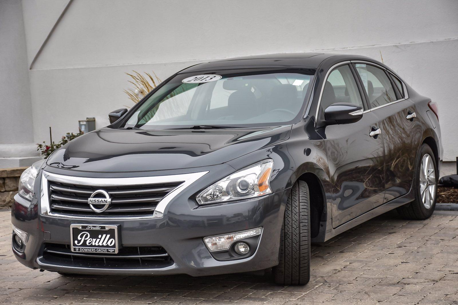 Used 2013 Nissan Altima 2.5 SL | Downers Grove, IL