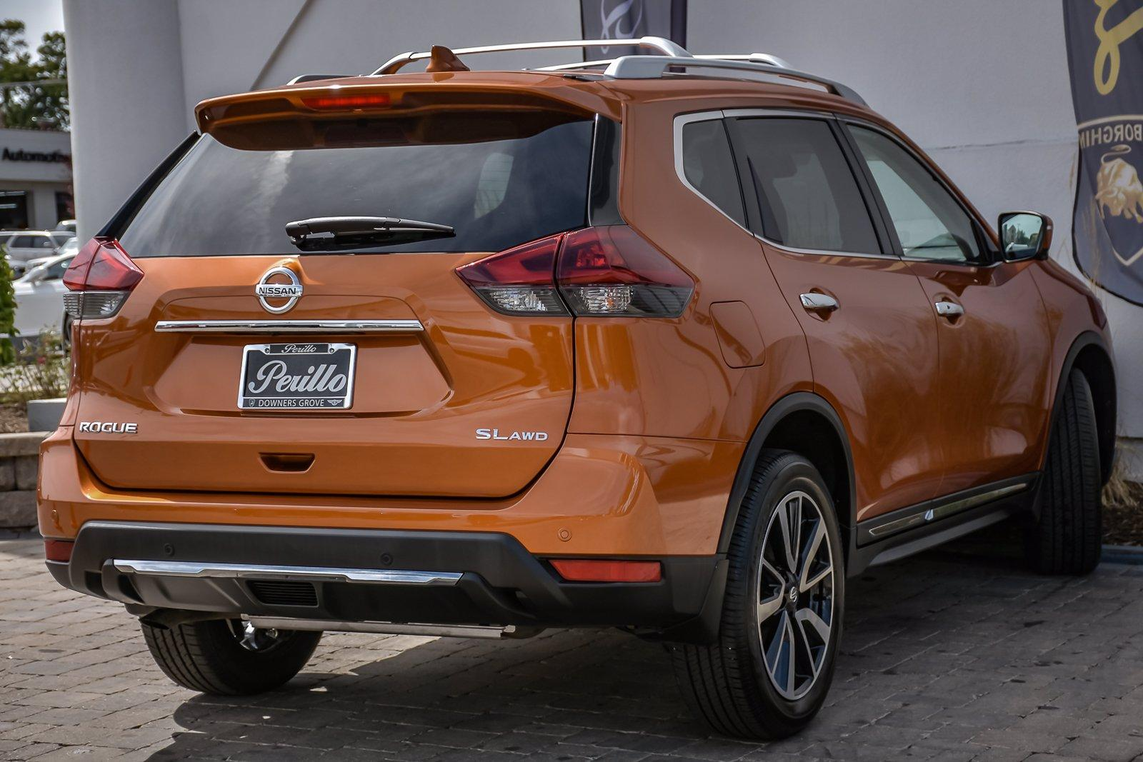 Used 2020 Nissan Rogue SL | Downers Grove, IL