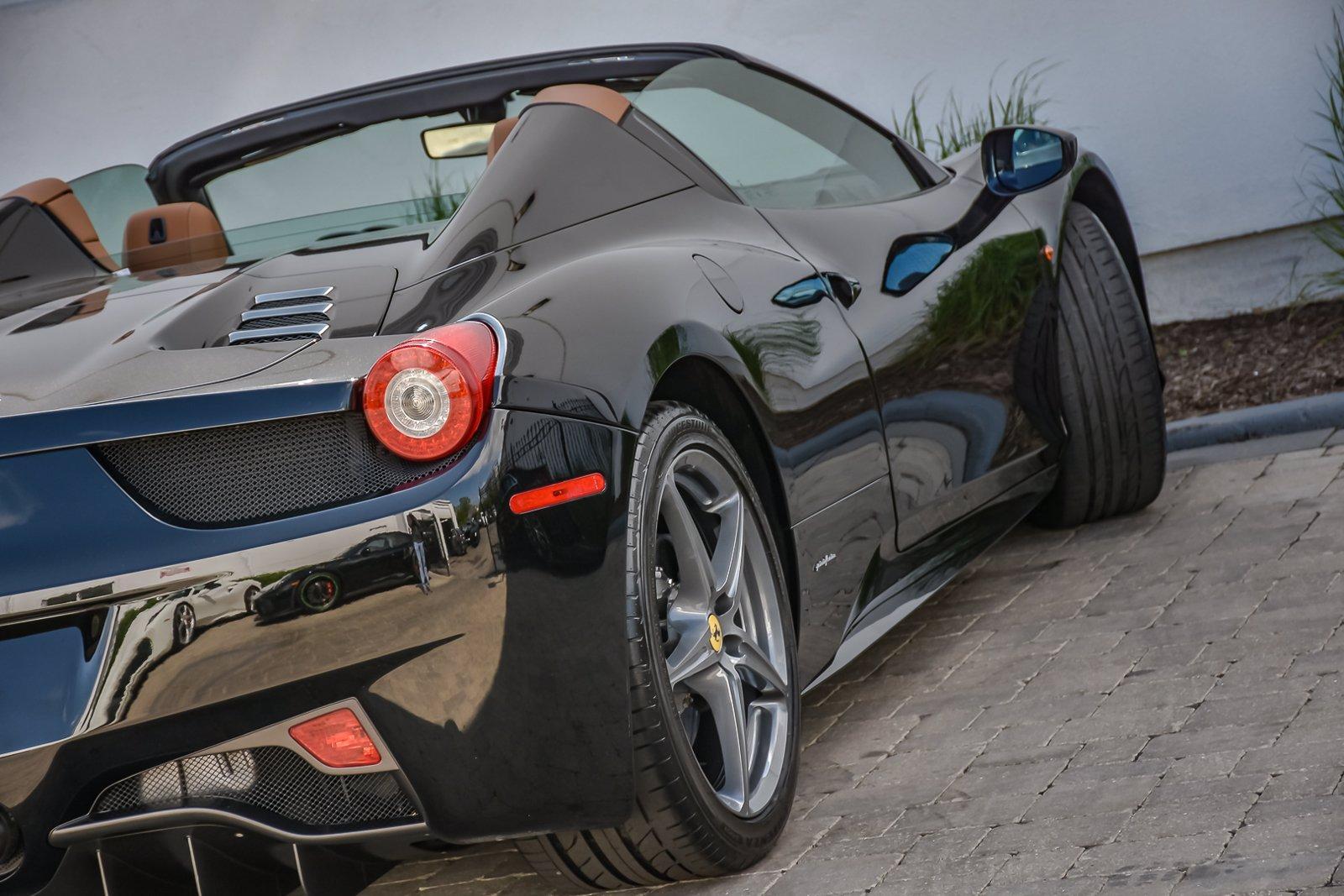 Used 2013 Ferrari 458 Spider    Downers Grove, IL