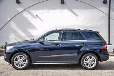 Used 2015 Mercedes-Benz M-Class ML 350 Premium Pkg With Navigation | Downers Grove, IL