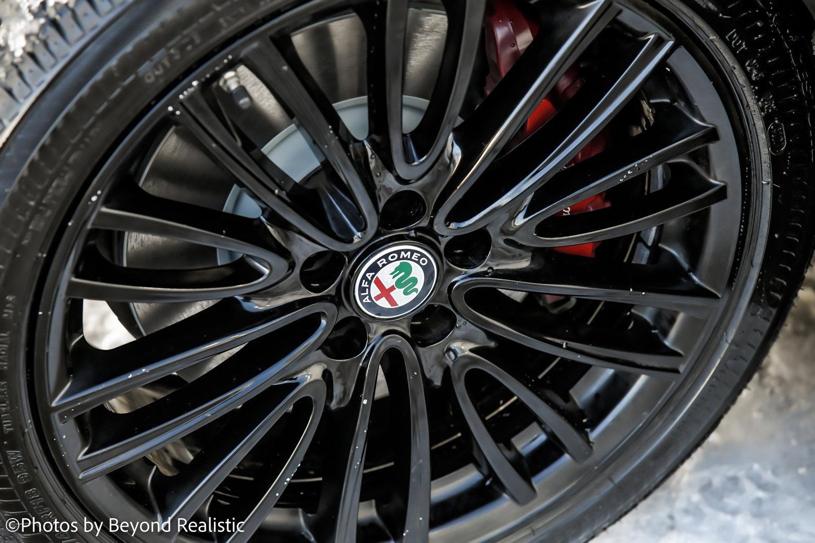 Used 2018 Alfa Romeo Giulia Ti Lusso | Downers Grove, IL