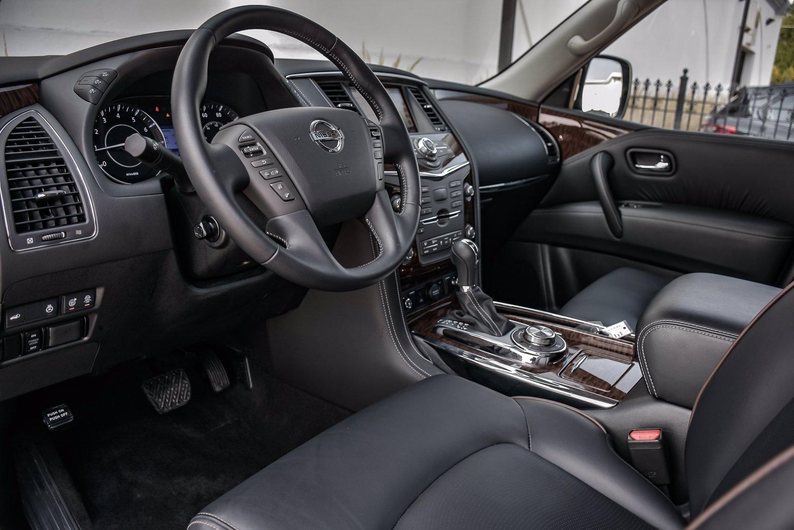 Used 2020 Nissan Armada Platinum, Rear Ent, | Downers Grove, IL
