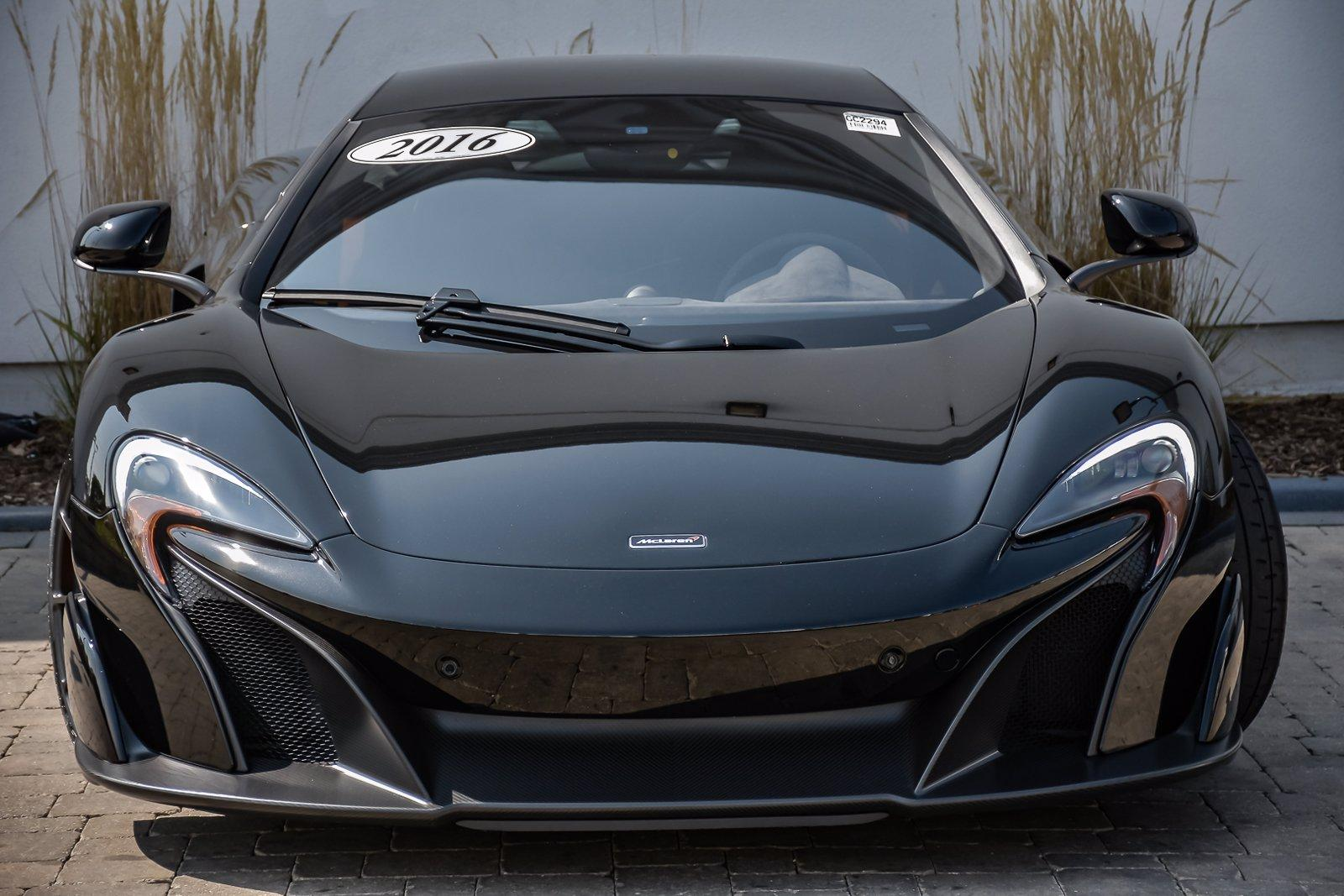 Used 2016 McLaren 675LT  | Downers Grove, IL