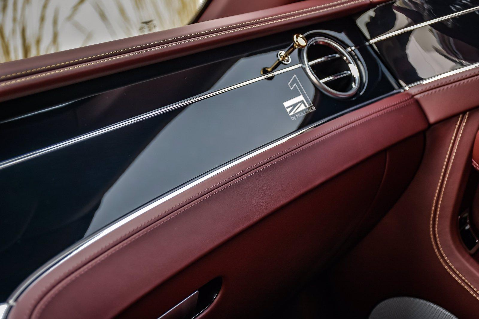 New 2020 Bentley Continental GT Number 1 Convertible | Downers Grove, IL