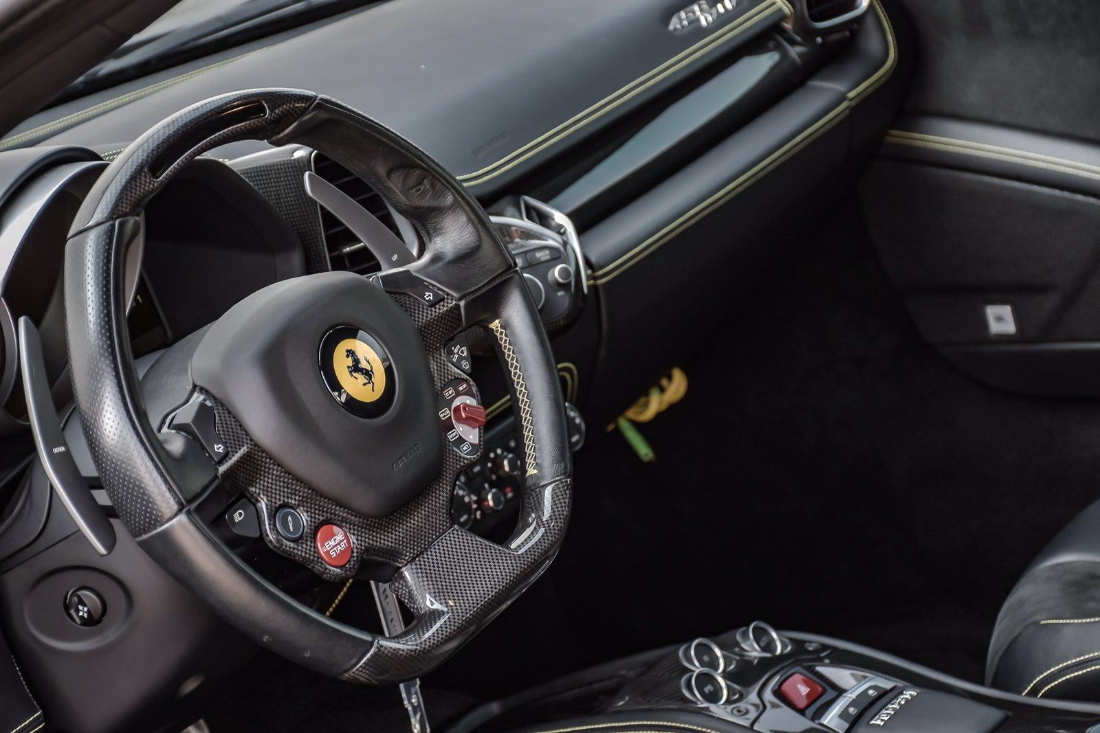 Used 2013 Ferrari 458 Italia  | Downers Grove, IL