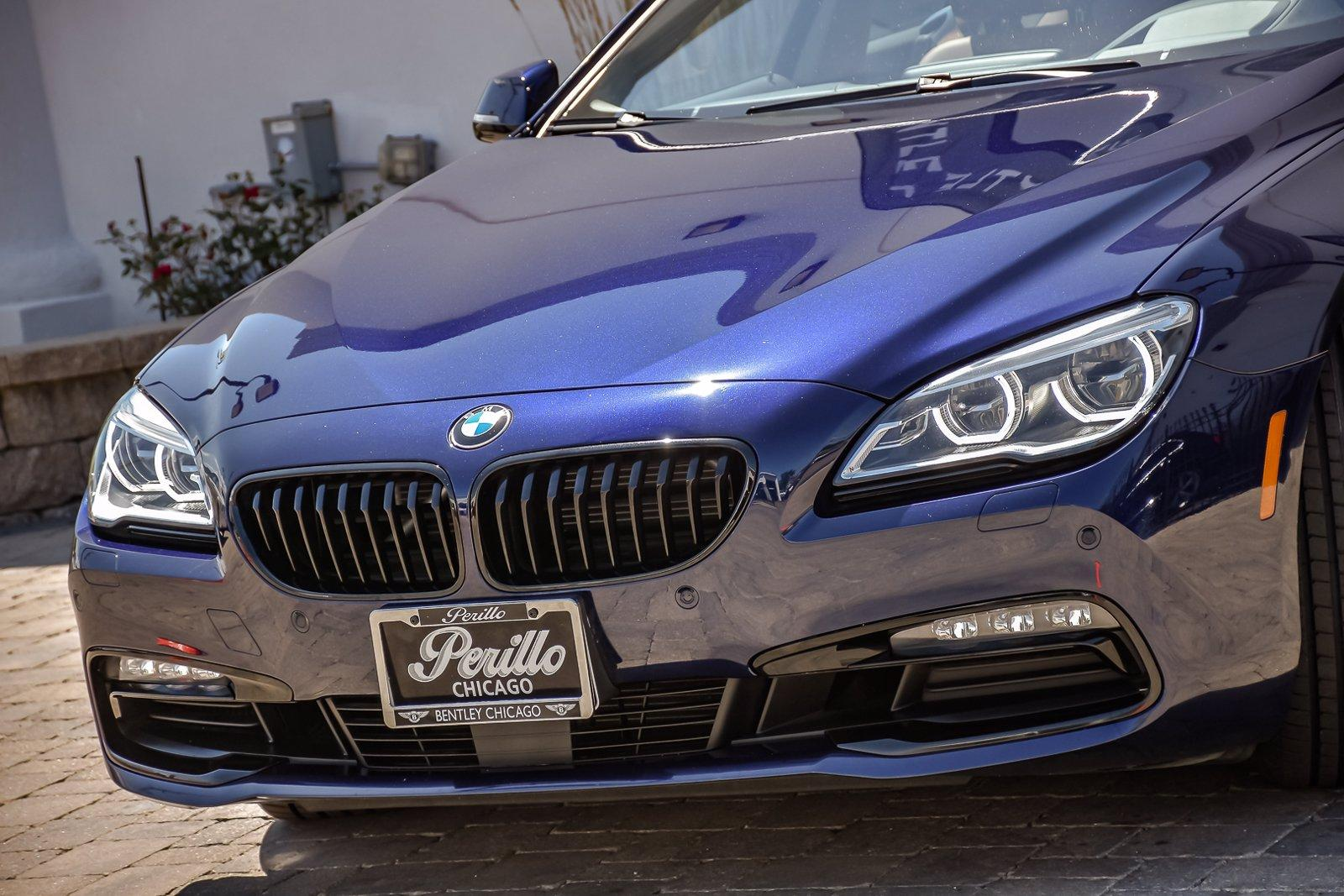 Used 2018 BMW 6 Series 640i xDrive Executive, Black Accent Pkg, | Downers Grove, IL