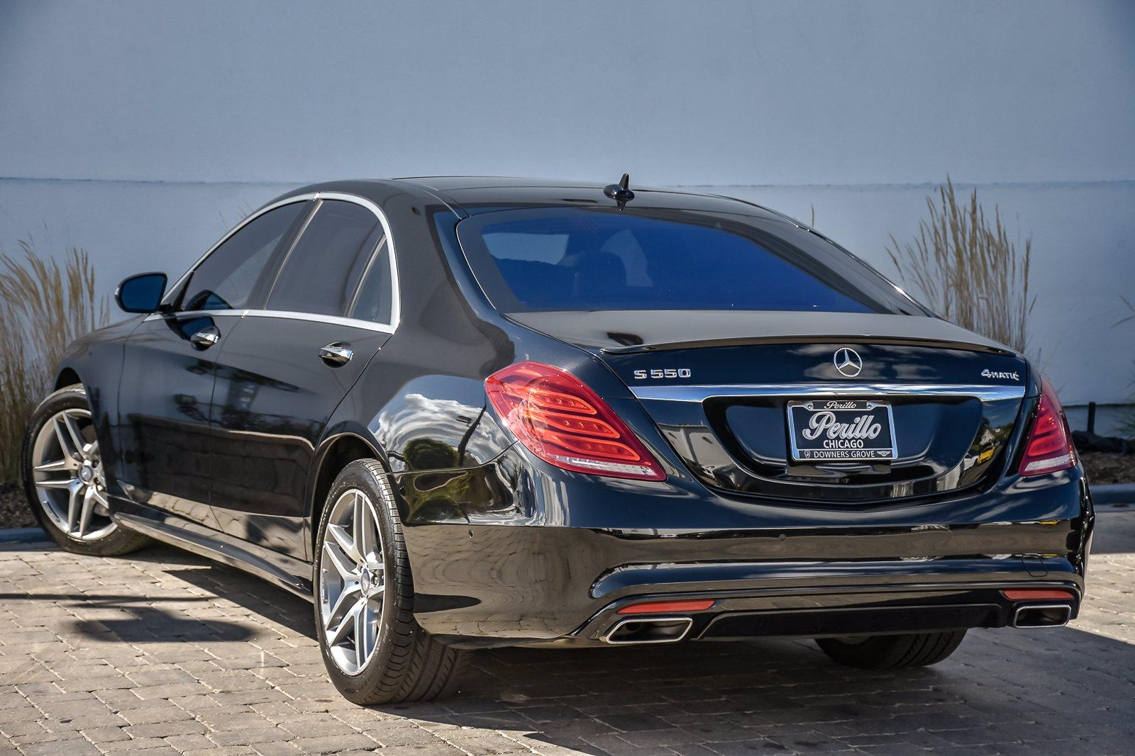Used 2015 Mercedes-Benz S-Class S 550 Premium 1/Sport Pkg. | Downers Grove, IL