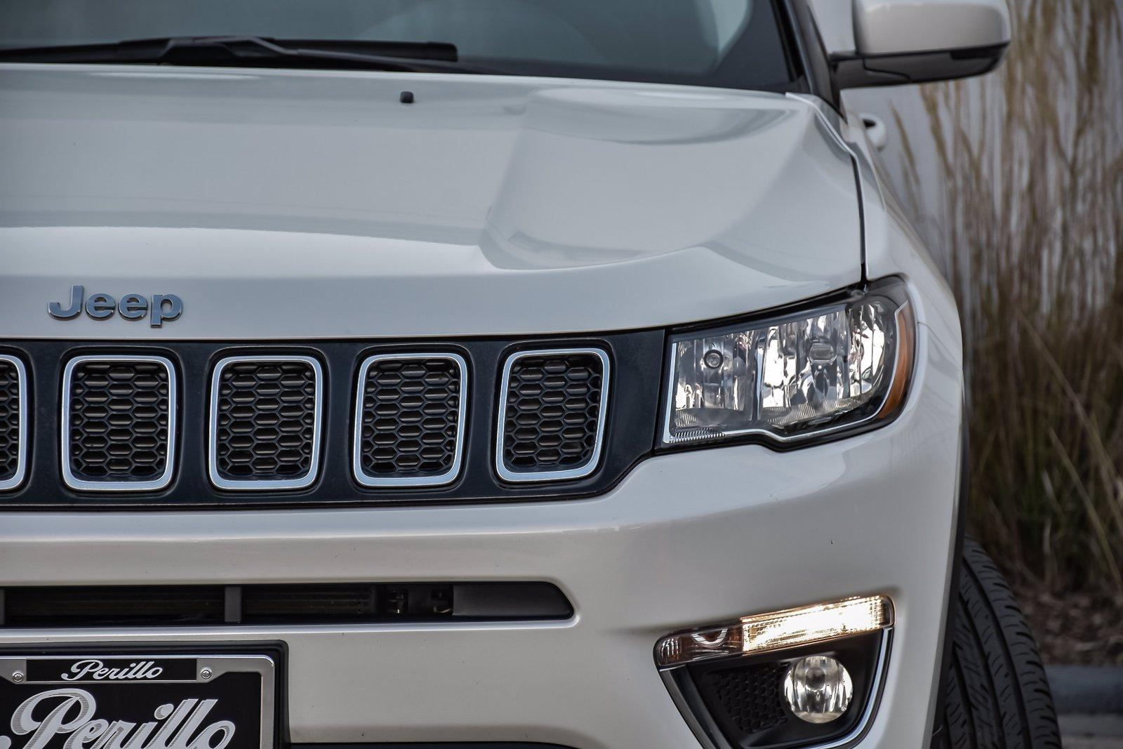 Used 2017 Jeep Compass Limited   Downers Grove, IL