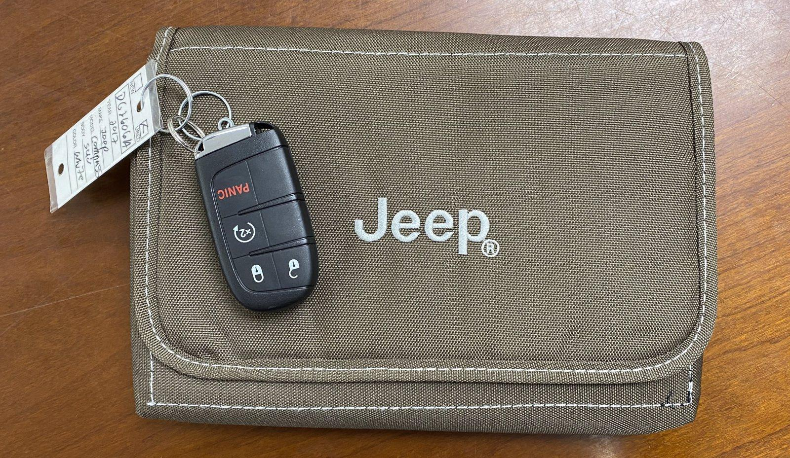 Used 2017 Jeep Compass Limited | Downers Grove, IL