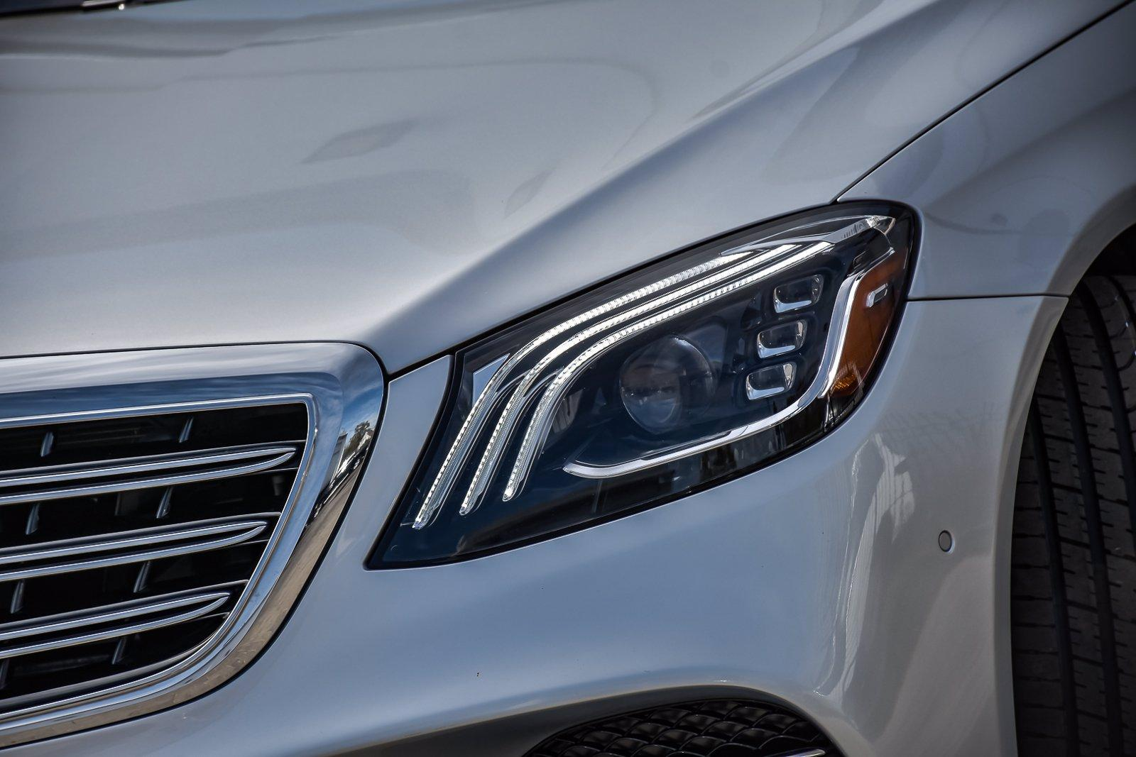 Used 2018 Mercedes-Benz S-Class S 560 AMG Line Premium 1 Pkg | Downers Grove, IL