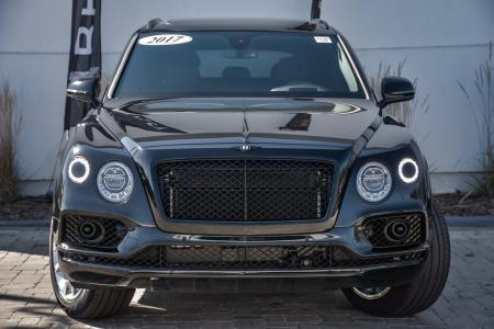 Used 2017 Bentley Bentayga W12, Rear Ent. | Downers Grove, IL