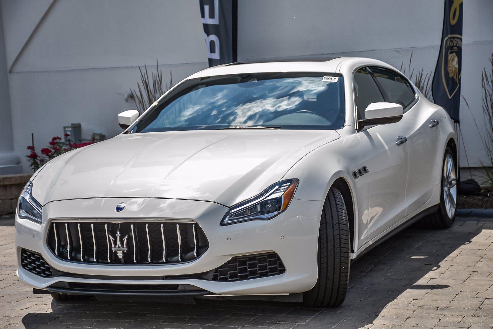 Used 2018 Maserati Quattroporte S Q4 | Downers Grove, IL