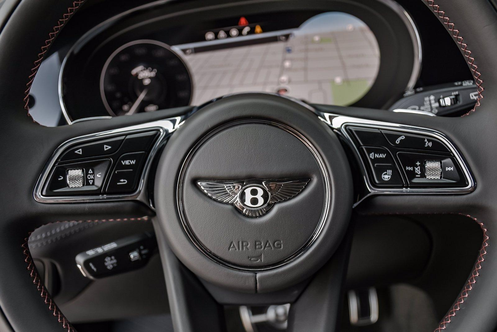 New 2021 Bentley Bentayga V8 1st Edition With Navigation | Downers Grove, IL