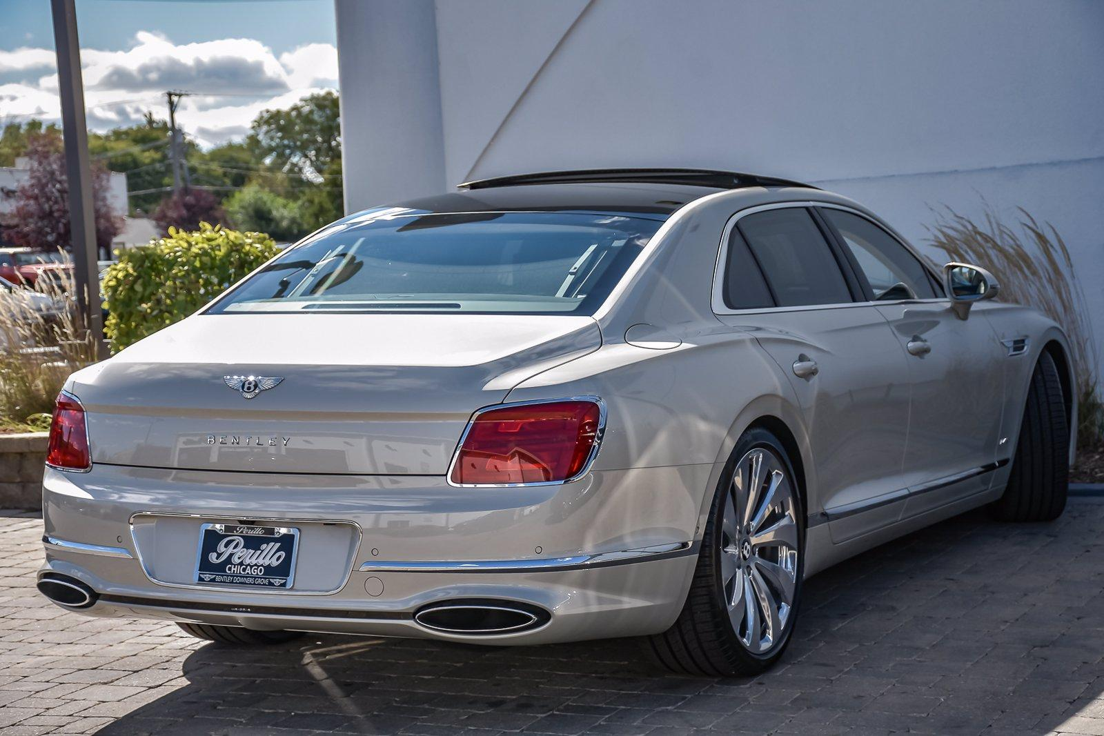 Used 2020 Bentley Flying Spur W12 | Downers Grove, IL