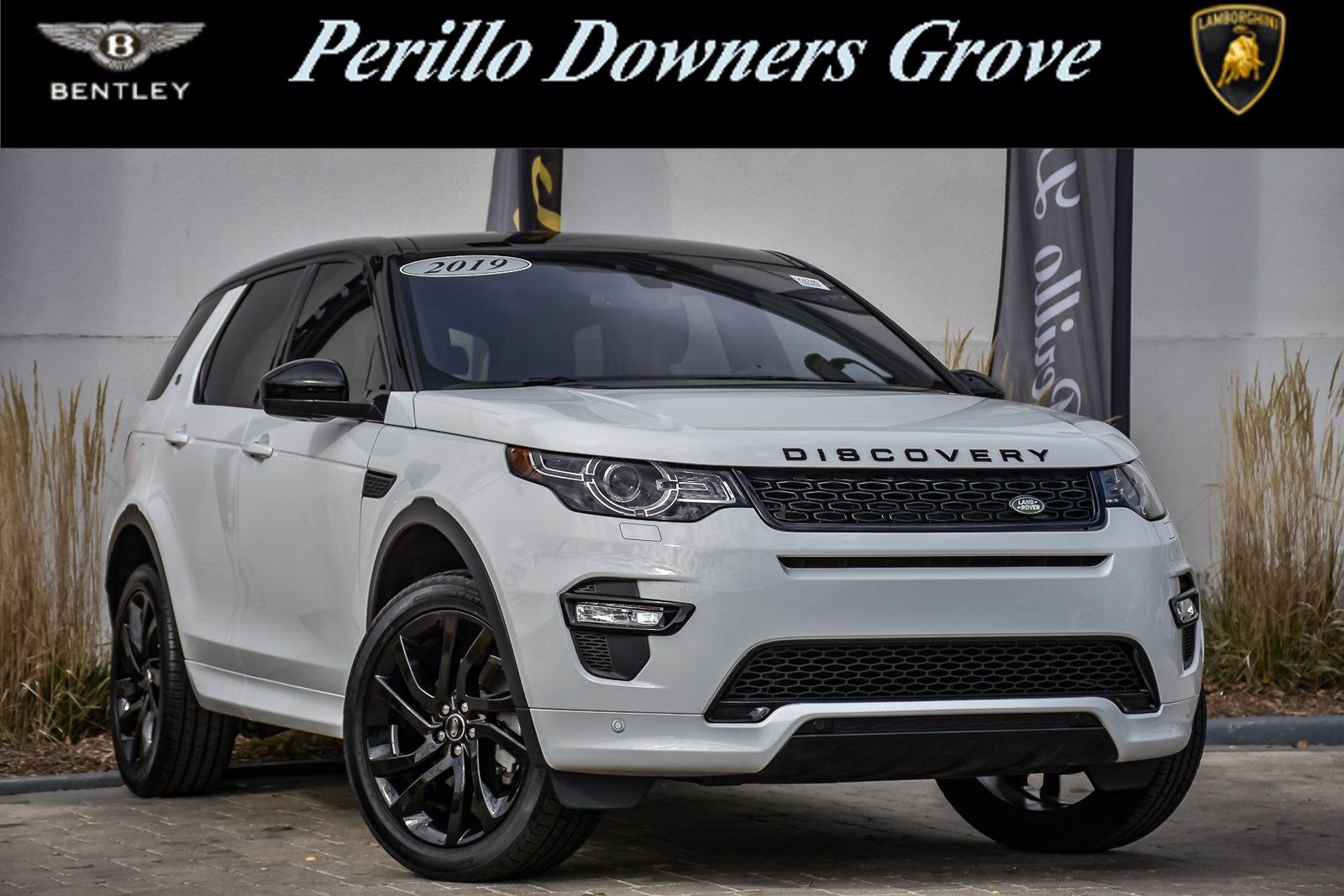 Used 2019 Land Rover Discovery Sport HSE | Downers Grove, IL