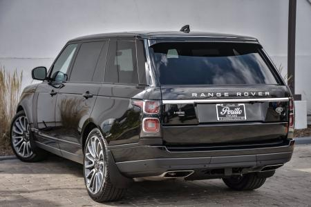 Used 2020 Land Rover Range Rover LWB, Rear Ent. | Downers Grove, IL