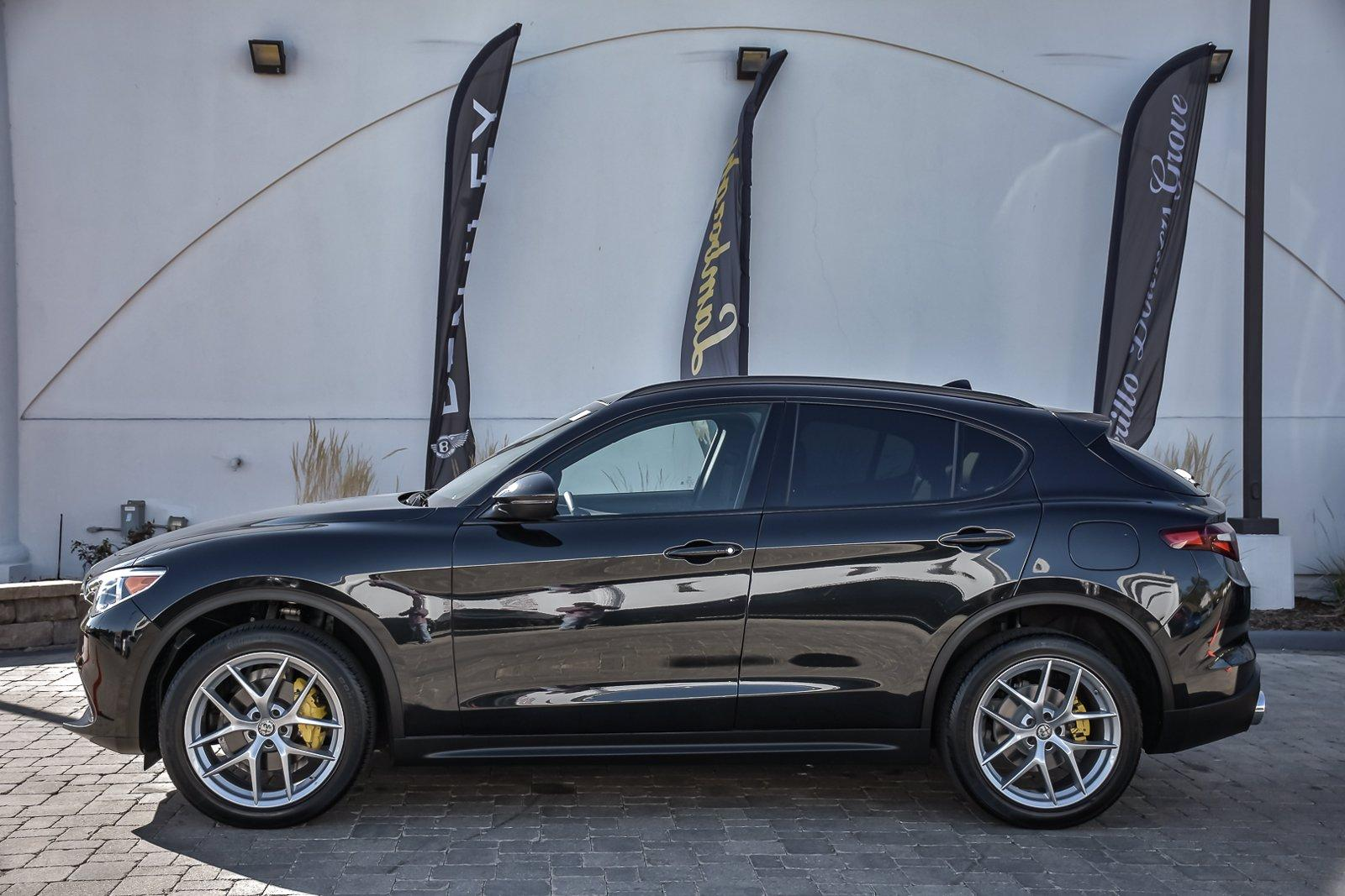 Used 2018 Alfa Romeo Stelvio Ti Sport With Navigation | Downers Grove, IL