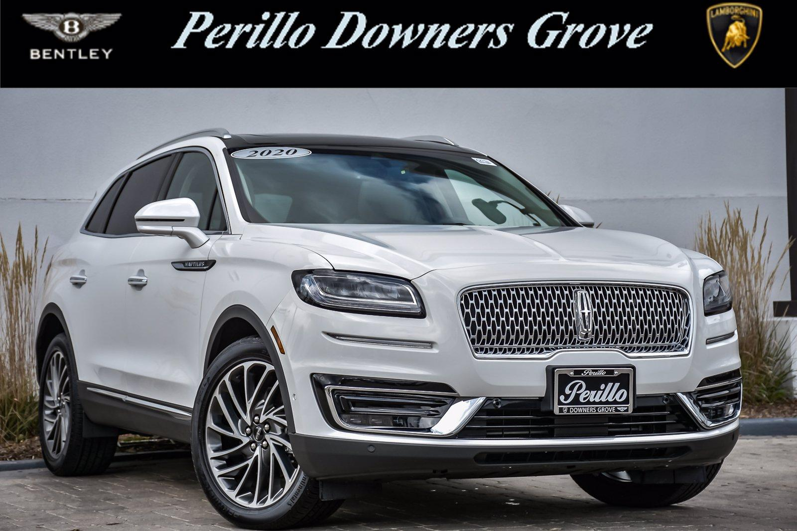 Used 2020 Lincoln Nautilus Reserve | Downers Grove, IL